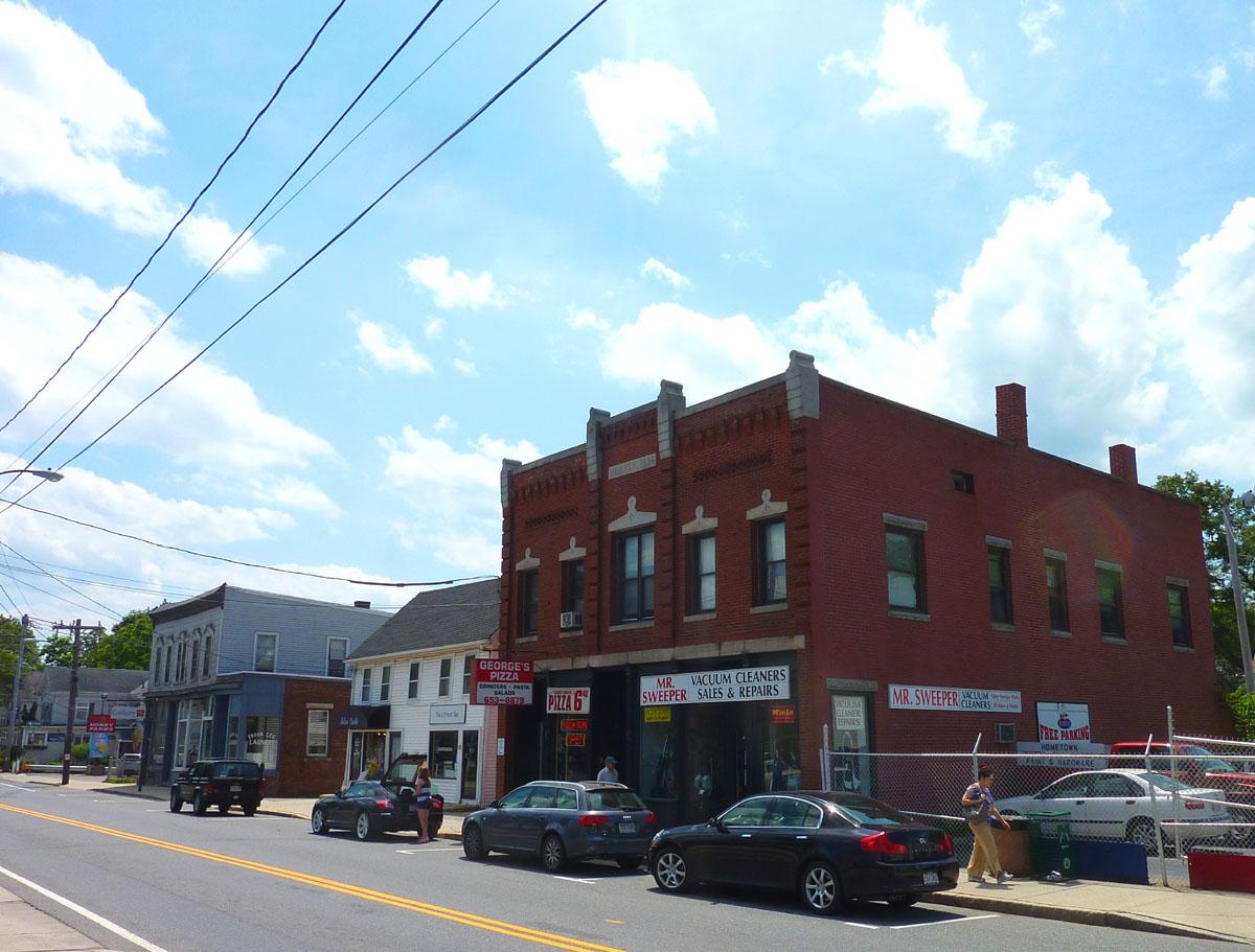 Natick Massachusetts Strong Town Citytank